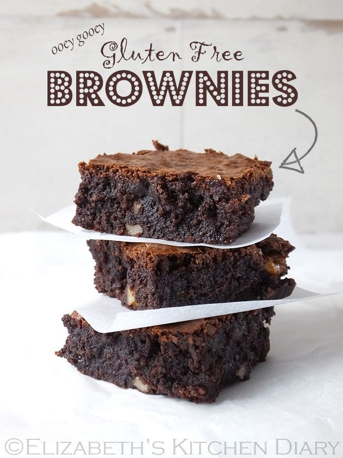 """""""These brownies give my tummy a hug!""""  Brownies come in a variety of textures, and everyone has their favourite version. Some like them cakey, some like them fudgy. Some think they should have frosting and some prefer them without nuts. At this time of year (Easter) some like them with copious Cadbury creme eggs...Read More »"""