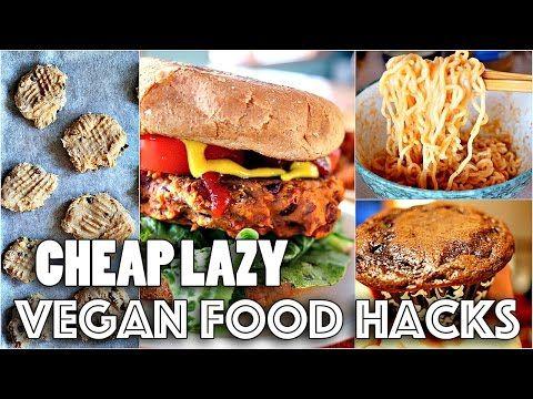 VEGAN FOOD HACKS YOU NEED TO KNOW - YouTube