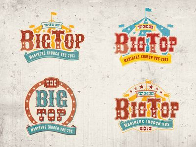 The Big Top | Sel Thomson