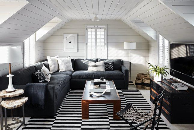 Un cottage blanc à Nantucket