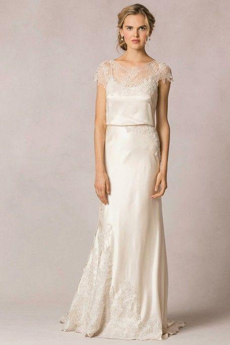 "Jenny Yoo Wedding Gowns | ""Ingrid"""