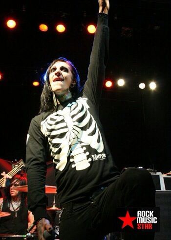 797 best images about Chris Motionless on Pinterest