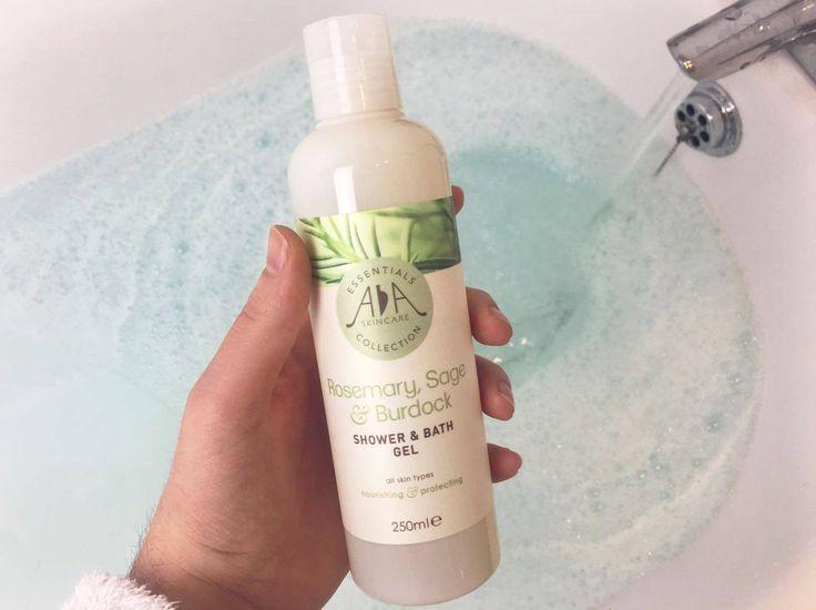 Amphora Aromatics AA Skincare Rosemary, Sage & Burdock Shower & Bath Gel
