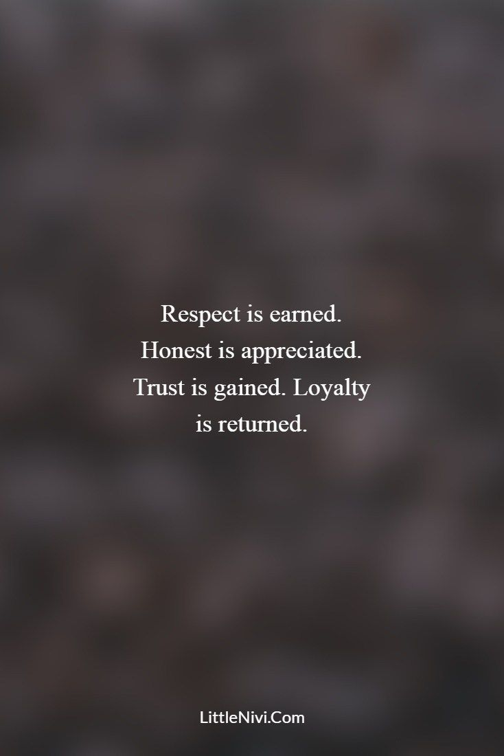 Relationship Quotes About Trust And Honesty