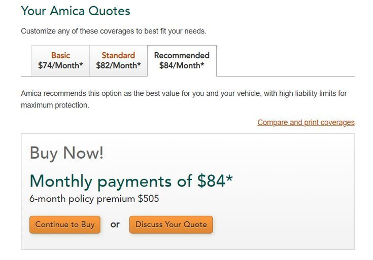 Amica Auto Insurance Review Amica Auto Insurance Review