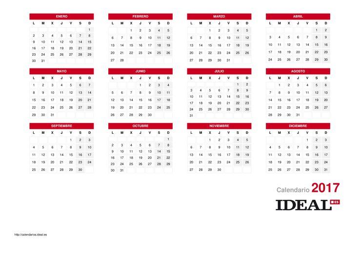 Consulta el calendario laboral de Bilbao con los días festivos de 2017. Descárgate el calendario en formato PDF o JPG. También puedes añadir el calendario de Bilbao en tu página web o blog