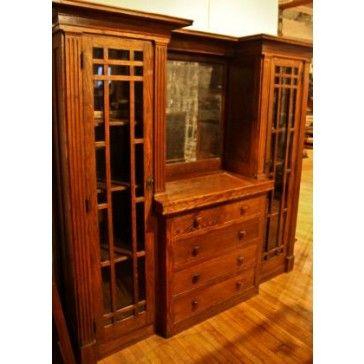 44 best arts crafts bedrooms images on pinterest Craftsman style wood interior doors
