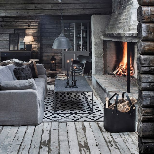 Blogg Home and Cottage: Dixon - En serie tøffe metallbord