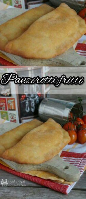 Panzerotti fritti Ricetta meglio che in pizzeria http://blog.giallozafferano.it/mille1ricette/panzerotti-fritti/