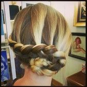 Bridal Specialist, Ryan McCann: Stylist in San Rafael, CA   StyleSeat  *Pin Up Hair Emporium has bridal party specials and are sure to make your day even more fabulous! (I hear it includes cupcakes and champagne!!!)