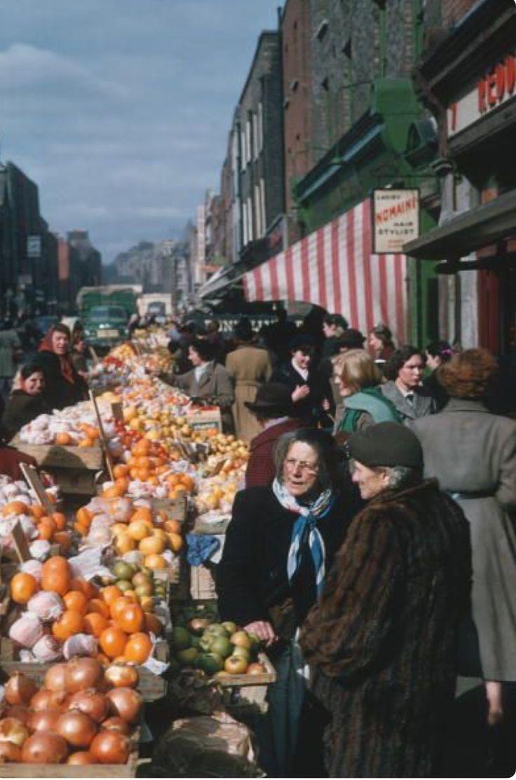 Moore Street 1950