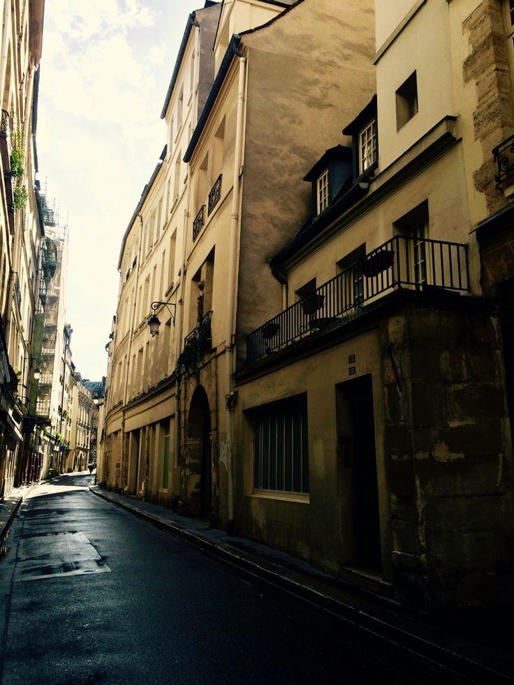 Rue de Bièvre Paris