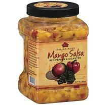 Italian Rose Mango Salsa