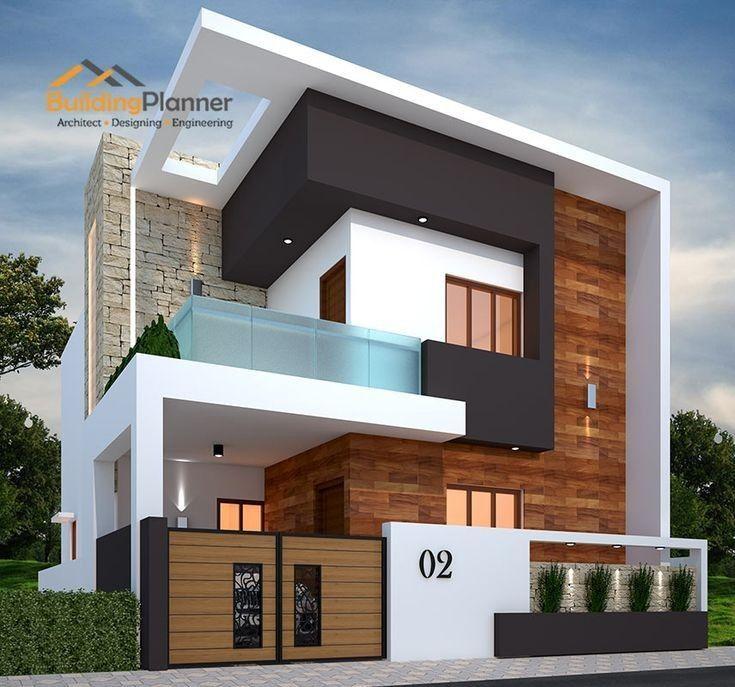 House Design Elevation Modern House Design Ideas For 2020 Small House Design Exterior Small House Elevation Design Home Building Design
