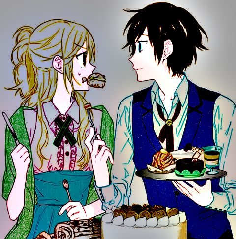 #Animecouple #sweets #Coloredbyme #Toukowhitegraphic  Se la prendi, mettere i crediti.. grazie. Eng: If you take it, put the credits.. thanks.