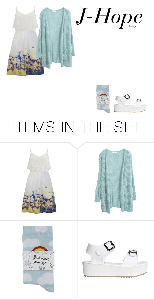 """""""The 1st date with JH"""" by effie-james ❤ liked on Polyvore featuring art, simple, kpop, korean, bts and Jhope"""
