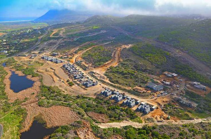 Progress is ahead of schedule at highly successful Chapmans Bay Estate