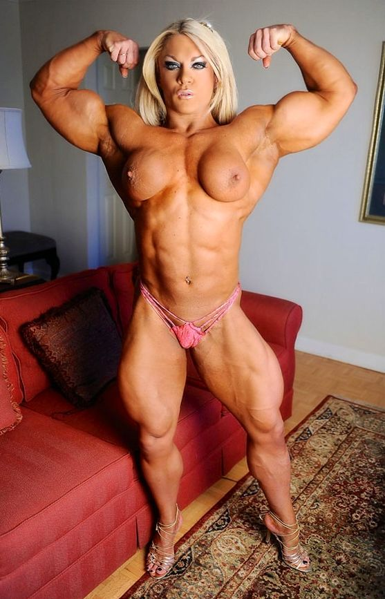 Funny pictures muscle women naked