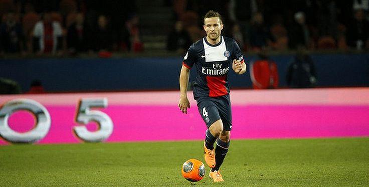 Mercato : Arsenal cible un joueur du PSG - http://www.europafoot.com/mercato-arsenal-cible-un-joueur-du-psg/