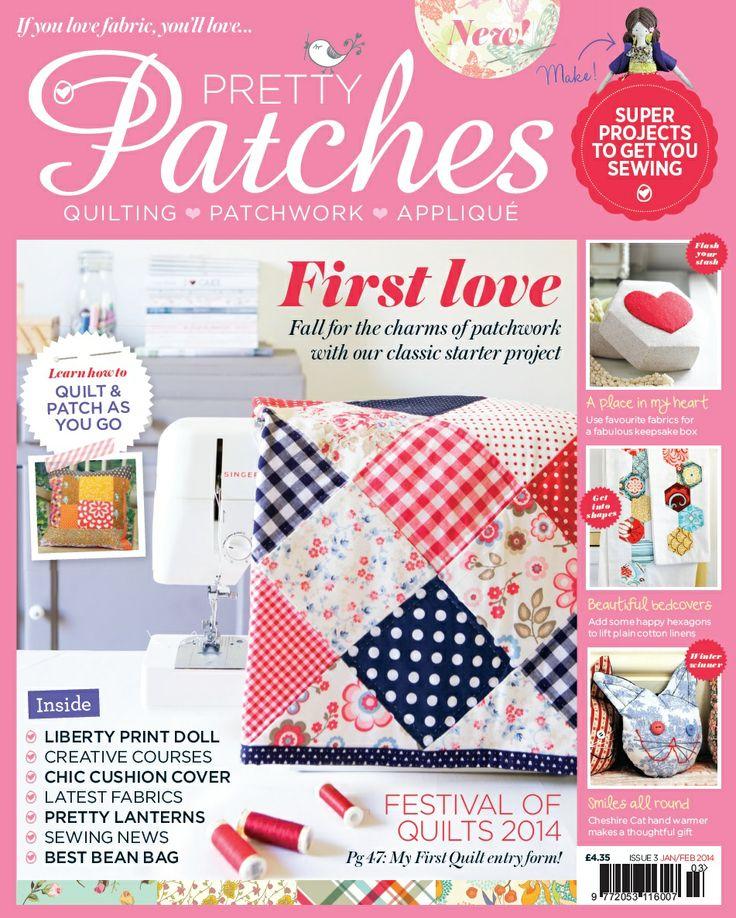 Pretty Patches Magazine, issue 3 www.prettypatchesmagazine.com