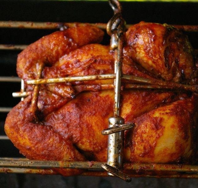 Peruvian Roasted Chicken - Rotisserie Chicken Recipe