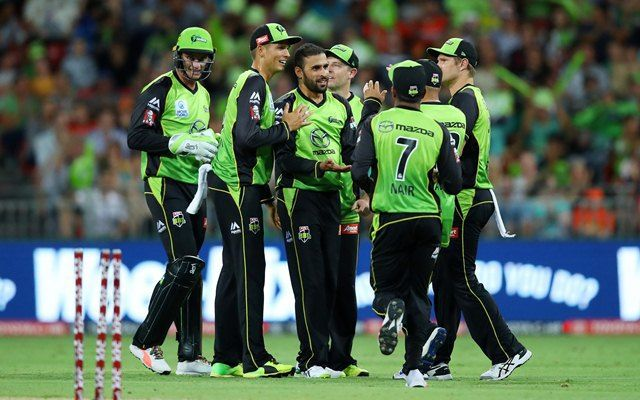 BBL 7 Match 28 Sydney Thunder vs Sydney Sixers  Match Predictions