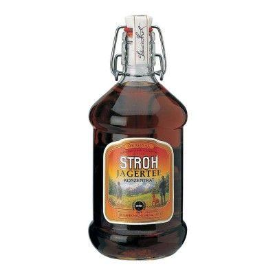 Stroh Jagertee Konzentrat 50cl Flasche – die Spezialität aus Österreich: http://cocktail-glaeser.de/spirituosen/cocktail-mix/stroh-jagertee-konzentrat-50cl-flasche/
