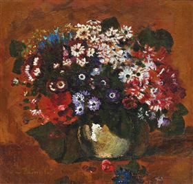 Field Flowers - Octav Bancila