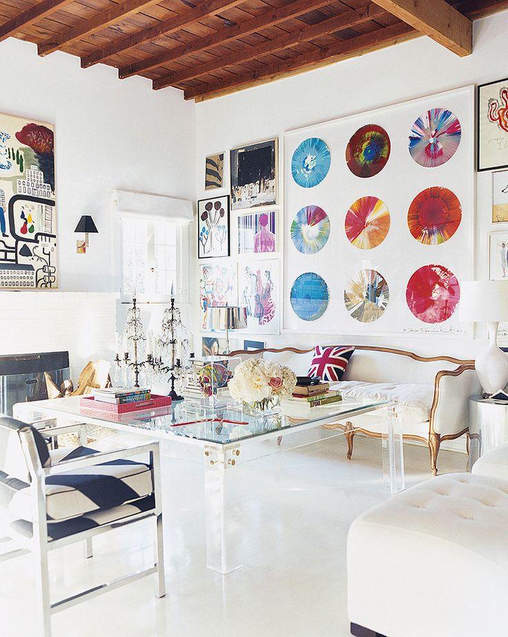 Des manières originales de décorer vos murs