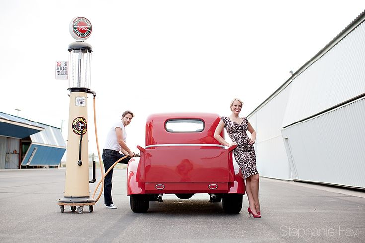 40's style meow!Style Beautiful, 1940 S Style, Gas Pump, 1940S Style, Style Pinboard, Style Meow, 50 S Style