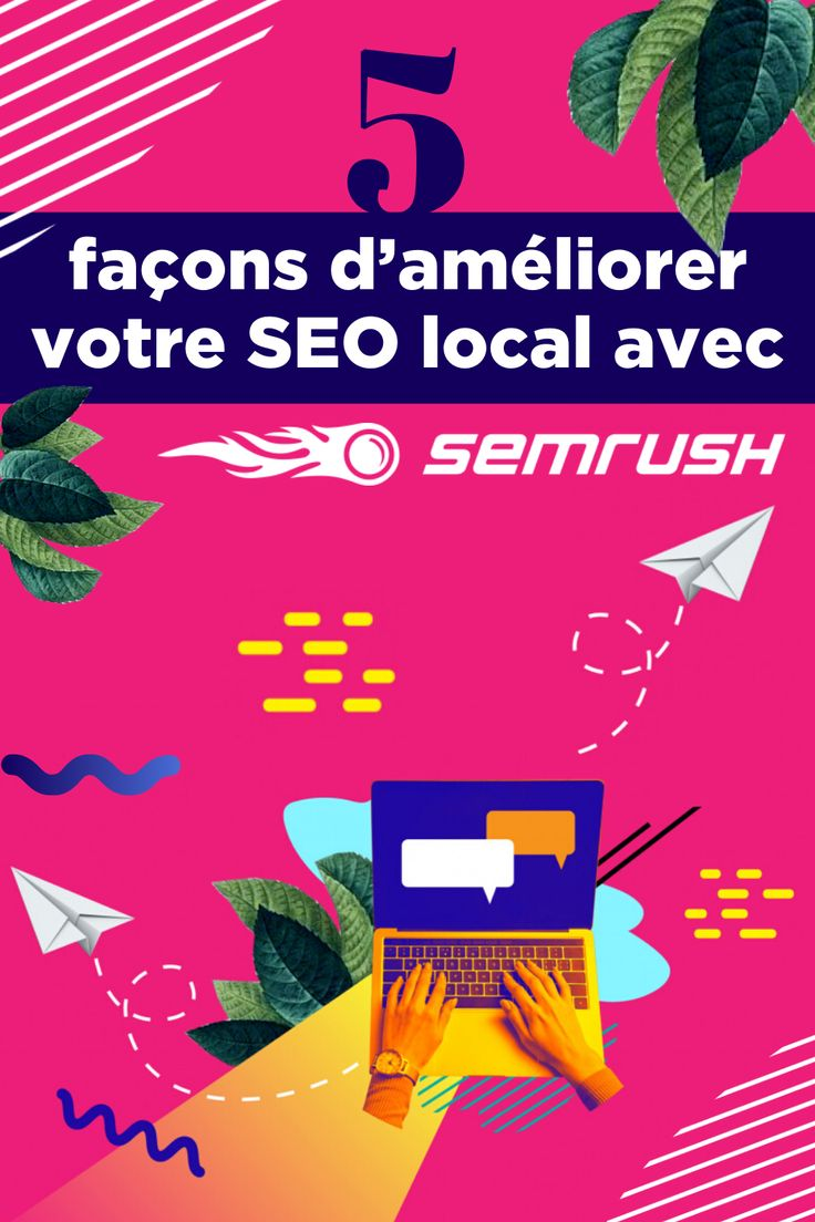 5 Facons D Ameliorer Votre Seo Local En 2020 Les 4 C Marketing Marketing De Contenu
