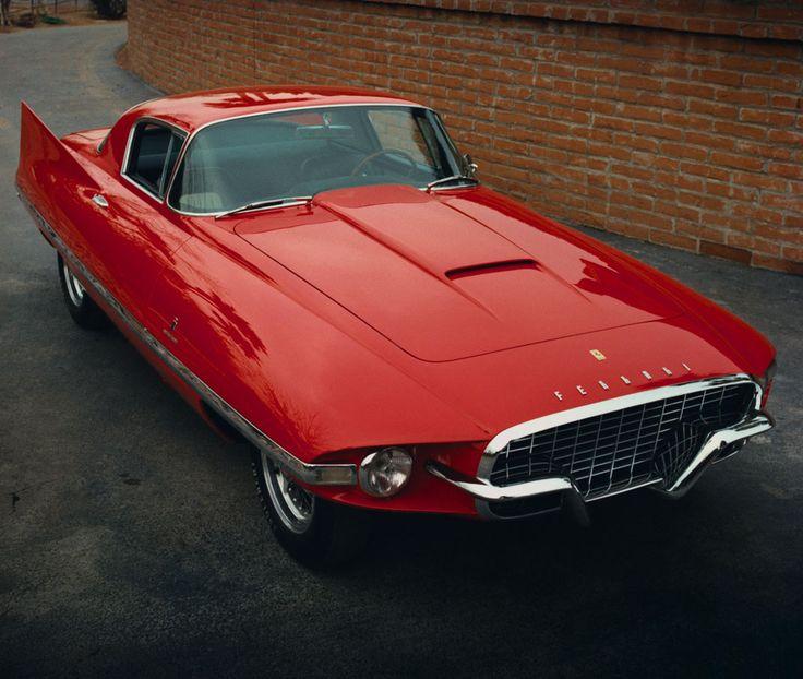 1957 Ferrari 410 Superamerica Scaglietti Coupe