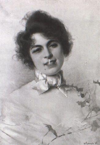 """""""Portrait de femme"""""""