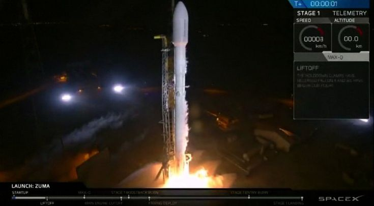 Elon Musk's goal of delivering high-speed internet to the world just got a little closer to reality.  SpaceX on Thursday launched a rocket carrying two experimental satellites from Vandenberg Air Force Base in California. The satellites will test out the technology the company plans to use for its internet service, according to public filings.