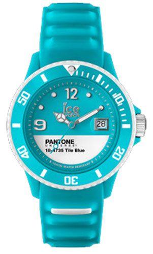 PANTONE UNIVERSE: #Reloj unisex. Movimiento de cuarzo analógico. Caja de plástico azul. Correa de silicona azul. Esfera blanca y azul con calendario. Diámetro 43mm. Resistente al agua 100m. Cristal mineral. Garantía de 2 años.