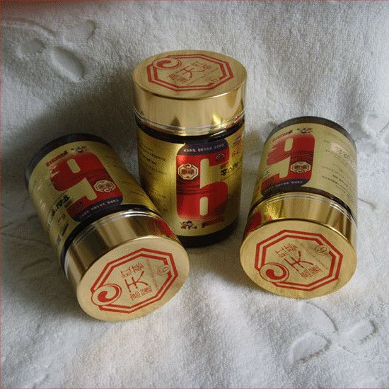 6-YEAR KOREAN HEAVEN RED GINSENG  EXTRACT GOLD (240g*3Bottles) / Anti-Aging  !! #KOREANHEAVENREDGINSENG