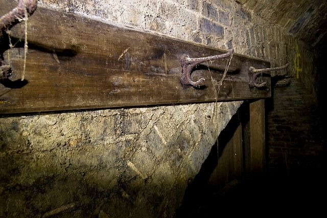 The Camden Catacombs are an eerily fascinating relic of subterranean London, an abandoned underground space where railway ponies were once stabled.