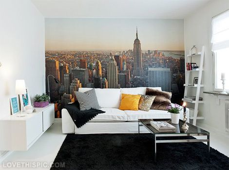 Awesome New York Style Room Decor New York Ideas Architecture Design Interior  Interior Design Room Ideas Home Ideas Interior Design Ideas Interior Ideas  Interior ... Part 10