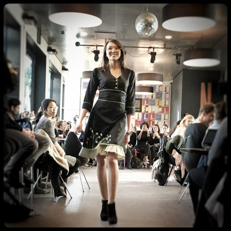 Sustainability FASHION SHOW - the GRAND FINAL of Green Week 2017 at @cbscph. What a lovely event to support
