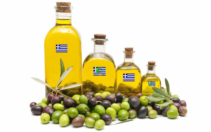 The olive oil of Rhodes is featured as a product of geographical indication.
