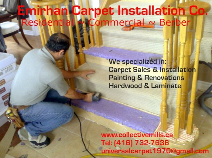 Commercial and Residential Carpet sale & Installations