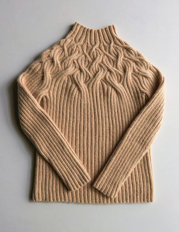 Our New Botanical Yoke Pullover, Absolutely Beautiful! - ledman506@gmail.com - Gmail