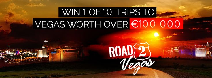 Road2Vegas is officially open for registration. Join us for a chance to win a trip to the strip! #Vegas