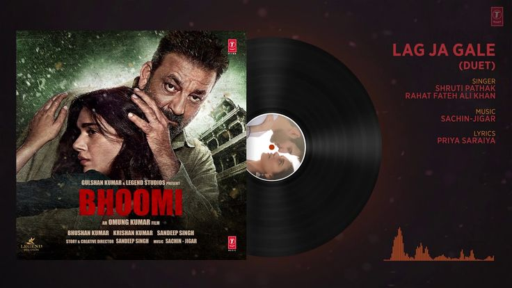 """Lag Ja Gale (DUET) Full Audio Song   Bhoomi   Rahat Fateh Ali Khan   Shruti Pathak   Sachin-Jigar   - Download This Video   Great Video. Watch Till the End. Don't Forget To Like & Share Lag Ja Gale full audio song   Bhoomi Movie Song   Rahat Fateh Ali Khan New Songs   Sachin-Jigar   Aditi Rao Hydari   Sidhant Presenting the full audio song Lag Ja Gale"""" (Duet) from the Bollywood movie Bhoomi A soulful ballad that will definitely find its way to all romantic playlist.Lag Ja Gale song is…"""