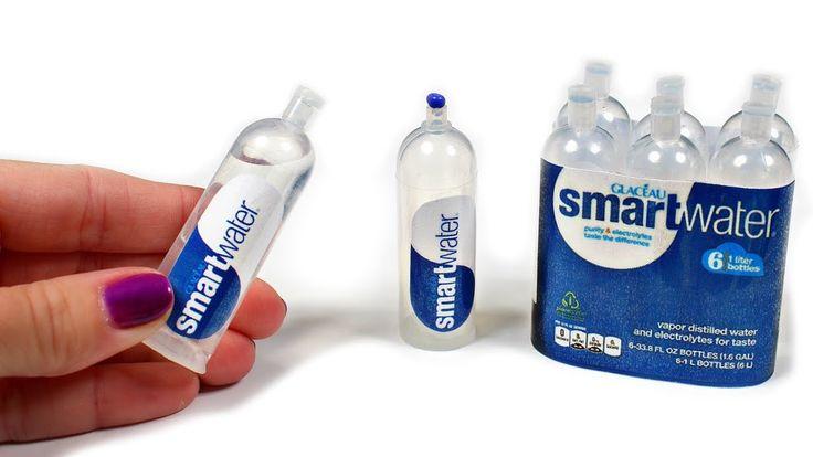 DIY American Girl Water Bottle - YouTube