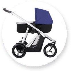 Wózek Vibe 3 z gondolką