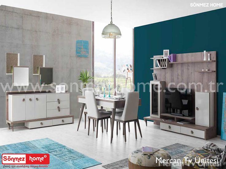 Mercan Modern Yemek Odası& Tv Ünitesi ile sadeliği ve şıklığı evinize taşıyın!  #Modern #Furniture #Mobilya #Mercan #Yemek #Odası #Tv #Ünitesi #Sönmez #Home  Ayrıntılı Bilgi İçin : http://goo.gl/8LOqG3