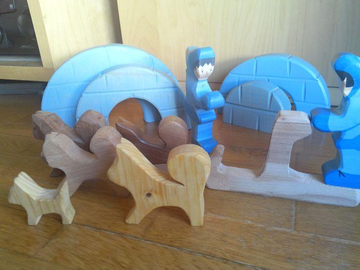 Holztiere DIY