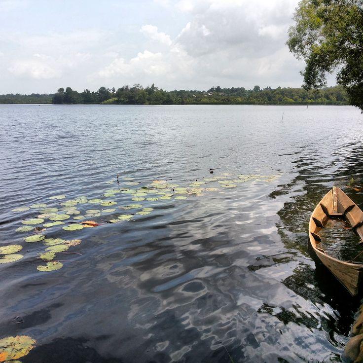 Danau Dendam Tak Sudah, Bengkulu. #bengkulu