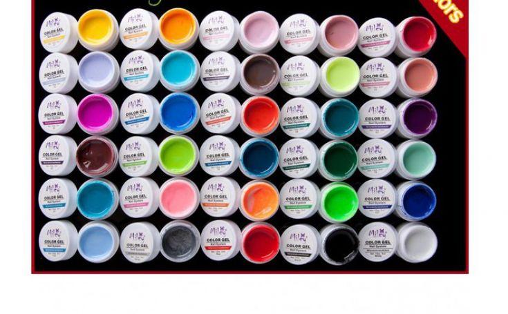 Gel UV-30 culori